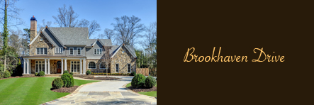Brookhaven Drive Showcase Home